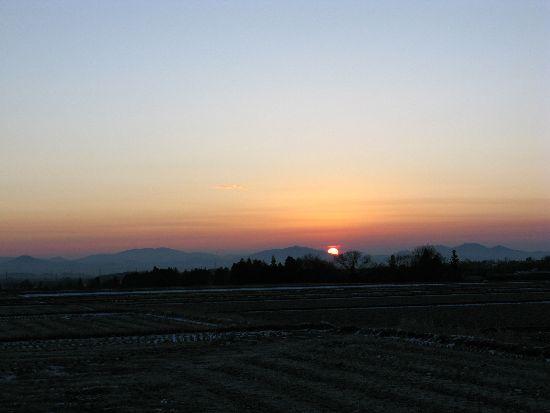 2012年の夜明け 村田英男